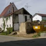 Blaihofstr. 7-9, phot. 2005, alte Haushälfte abgerissen im August 2010