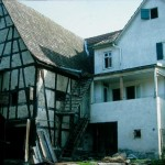 Blaihofstr. 6-8, phot. und abgerissen im Oktober 1993